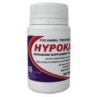 Hypokal Potassium Supplement