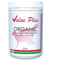 Value Plus Organic Vit/Min