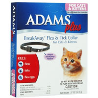 Adam Plus Breakaway Cat Collar