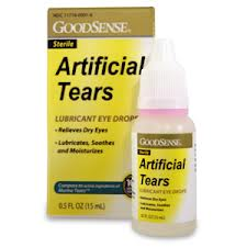 Artificial Tears Lubricant Eye Drops
