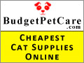 cheapest cat supplies online