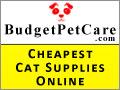 cheapest cat supplies online
