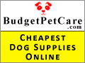 cheapest dog supplies online