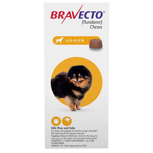 Barvecto for dogs