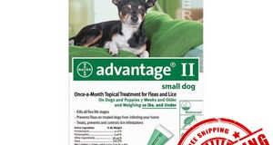 What are the best prices for Advantage ii For Dogs?