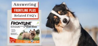 Answering FRONTLINE PLUS for Dogs Related FAQ's