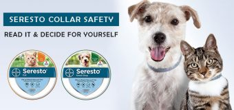 Seresto Collar Safety: Read It & Decide For Yourself