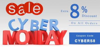 Biggest Online Shopping Day Is Here! Enjoy 8% Off On All Treatments This Cyber Monday!