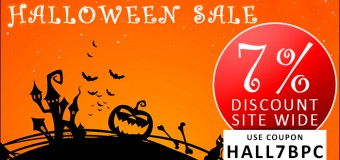 Halloween Sale – 7% OFF on All Pet Supplies at Budgetpetcare.com