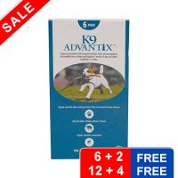 K9 Advantix Medium Dogs
