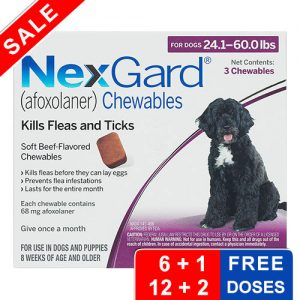 Nexgard Purple Offers