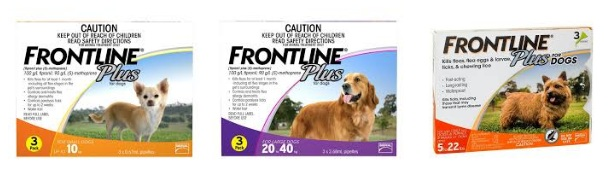 discounted frontline plus