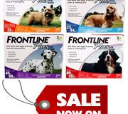 Frontline Plus Coupons – Get Extra Discount and Free shipping