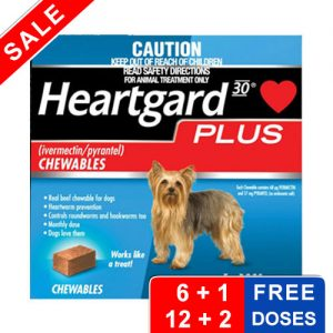 Heartgard plus free dose offer