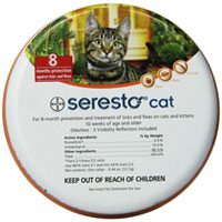 Seresto Cat Collar
