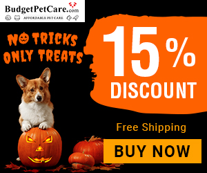 Spooktacular Deals! Everything at Extra 15% Off + Nexgard, Heartgard & Bravecto at Discounted Price + FREE Shipping. Must Apply