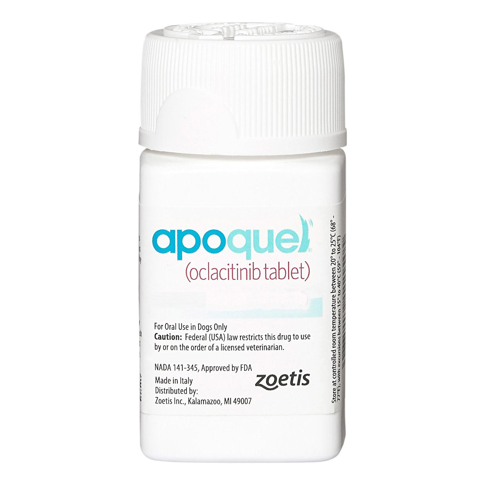 Apoquel For Dogs 16 Mg 100 Tablet