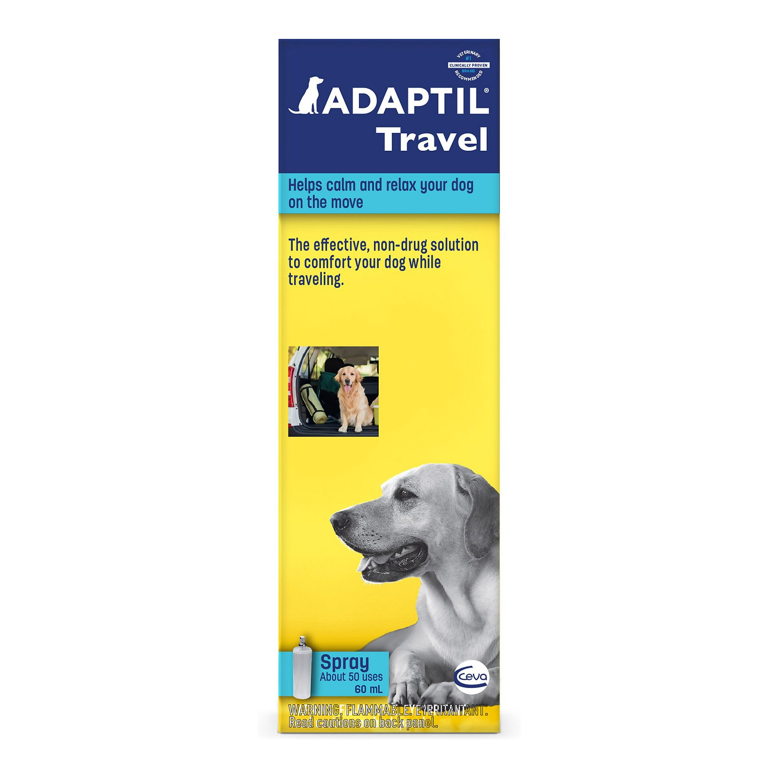 DAP Spray for Dogs