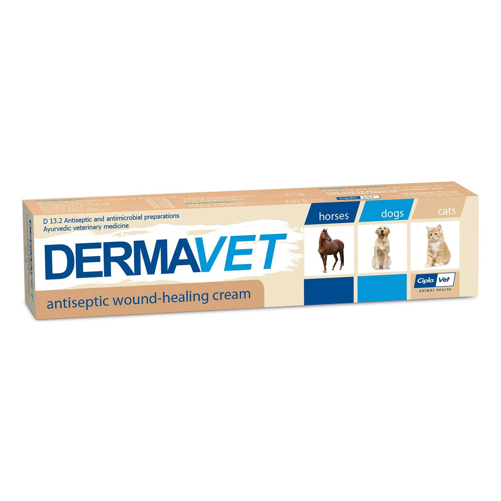 Dermavet For Dogs 20 Grams 1 Tube