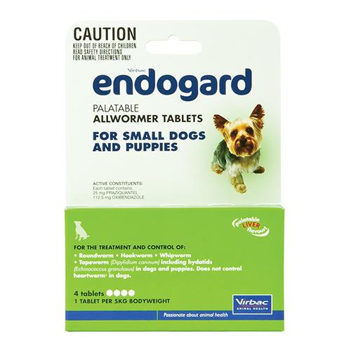 Endogard 5kg 4 pack