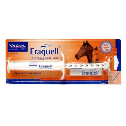 Eraquell Horse Wormer Paste 7.49gm 1 Syringe