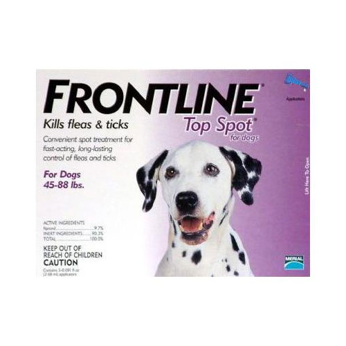 Frontline-Top-Spot-Large-Dogs-45-88lbs-Purple