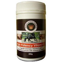 High Potency Vitamin C Powder 200gm