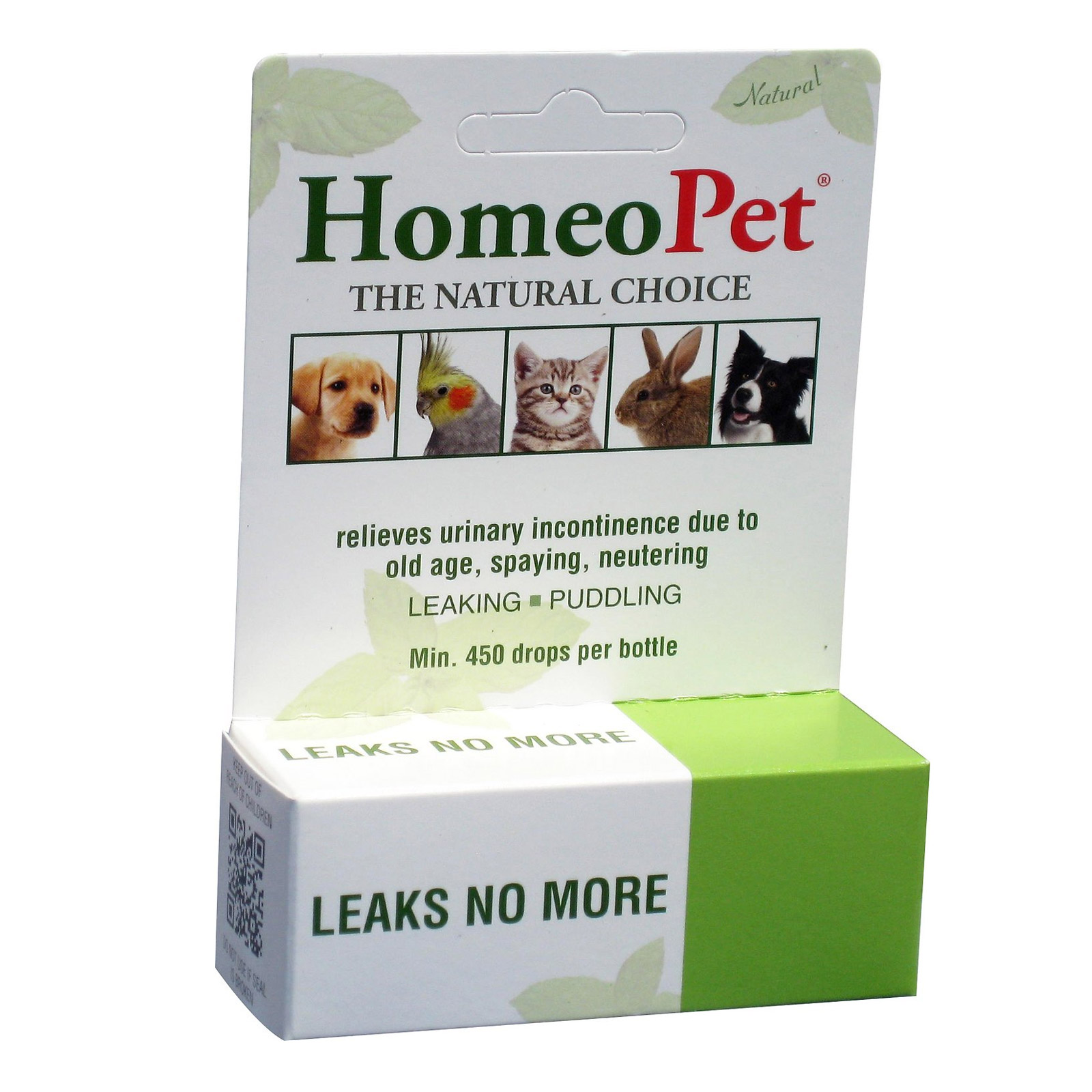 Leaks No More For Dogs/Cats (263400)