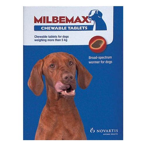 Milbemax-Dog-Dewormer-Chewable