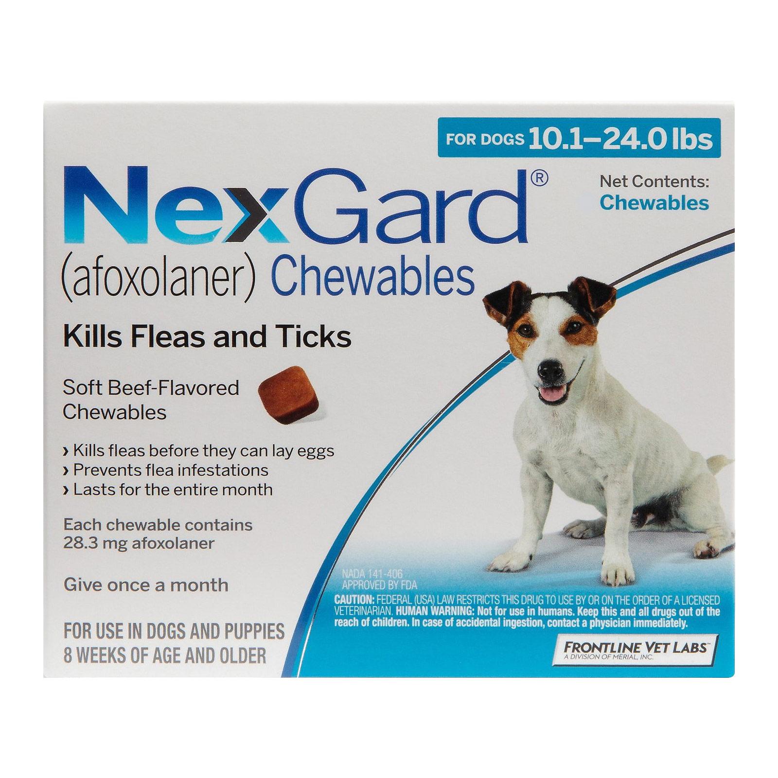 Nexgard blue