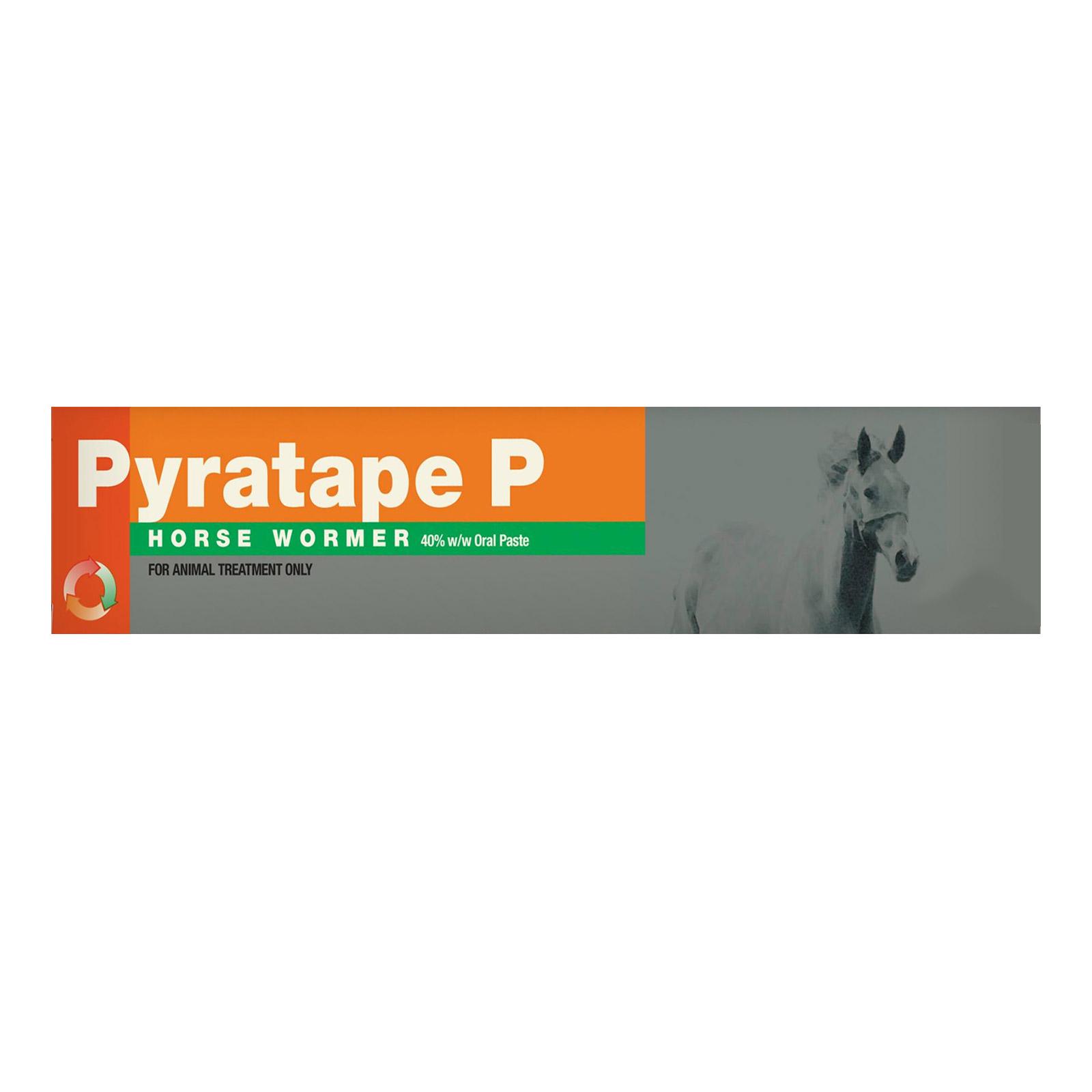 BudgetPetCare.com - Pyratape P Horse Worming Paste 28.5 Gm 1 Syringe 33.22 USD
