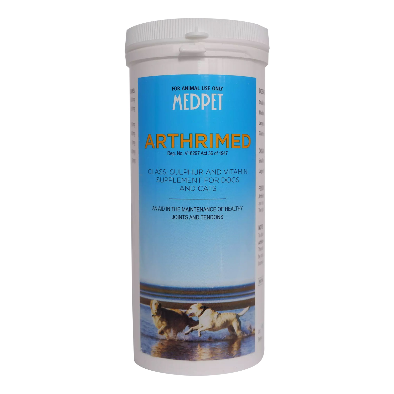 BudgetPetCare.com - Arthrimed Tablets For Cats & Dogs 30 Tablet 18.61 USD