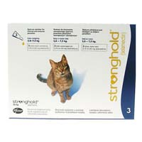 Stronghold Cats Upto 7.5 Kg 45 Mg 3 Months