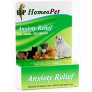 Feline Anxiety Relief Homeopathic Pet Medications