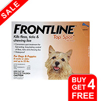 Buy Frontline Top Spot for Dogs