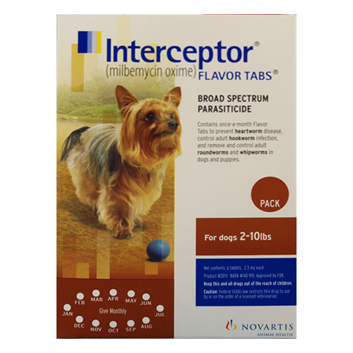 Buy Interceptor for Dogs