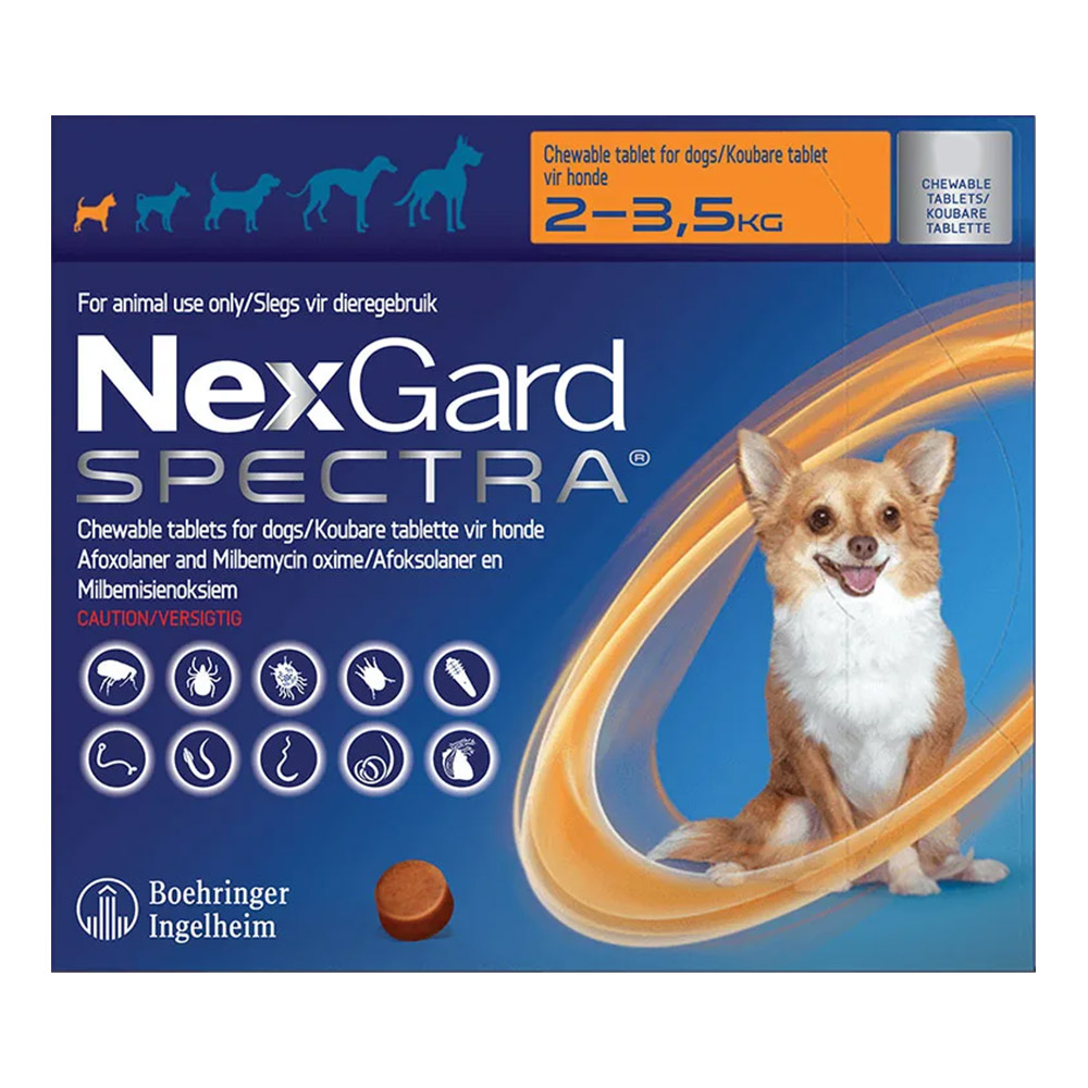 Buy Nexgard Spectra for Dogs