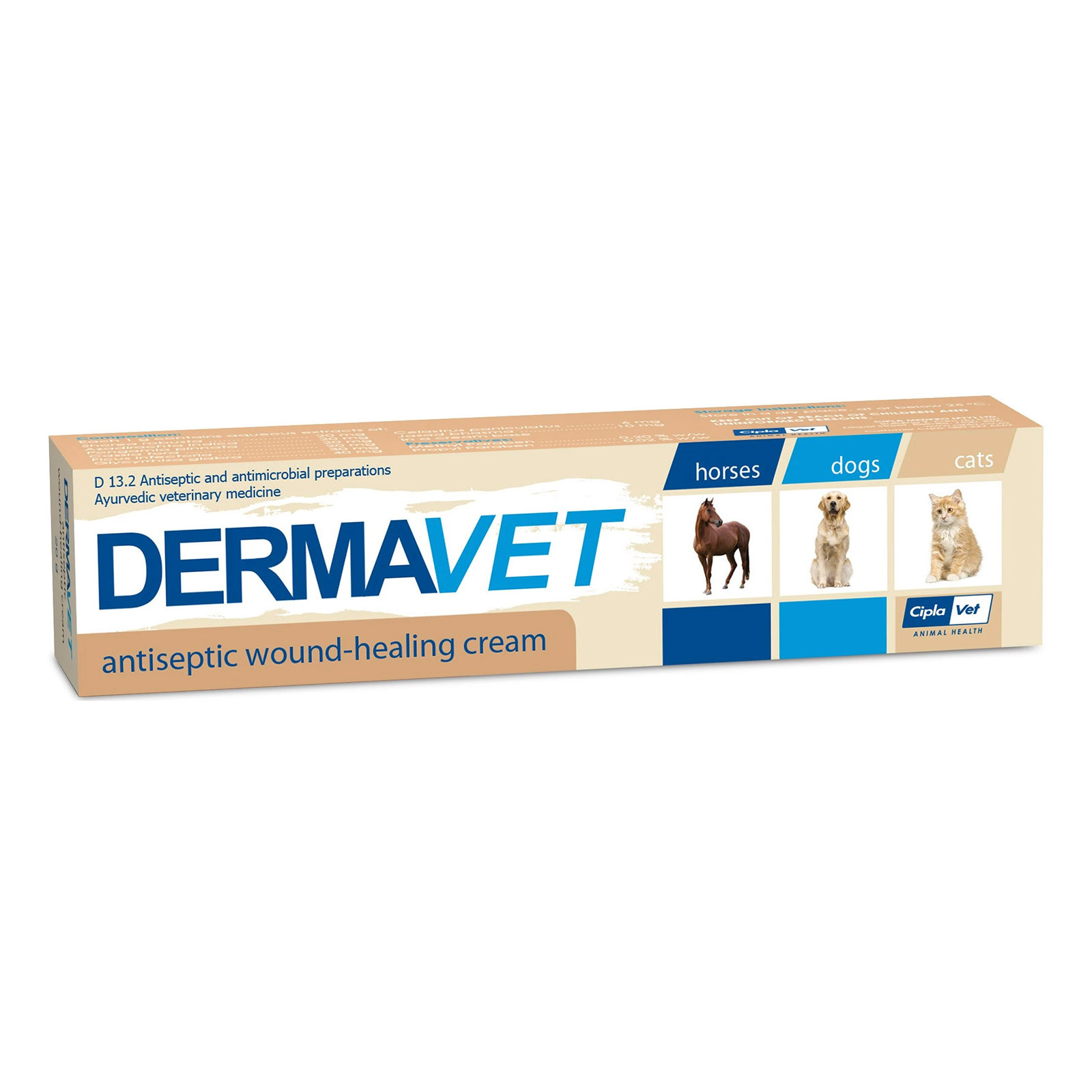 Dermavet For Cats 20 Gm 1 Tube