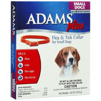 "Adam Plus Collar Small Dog 15"" 1 PIECE"