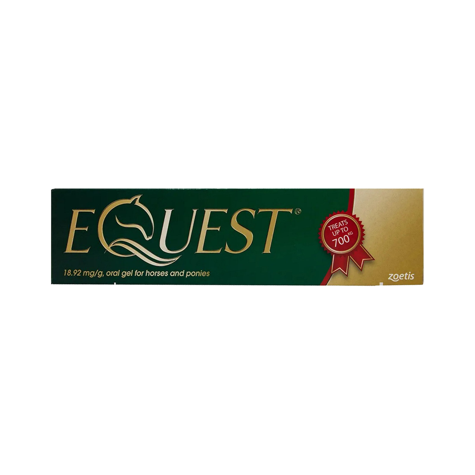 Equest Gel Horse Wormer 12.2gm 1 SYRINGE
