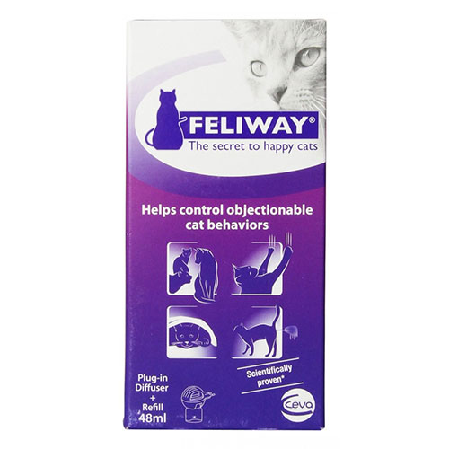 Image of Feliway Diffuser Spray 60 ML