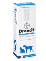 Droncit Spot On for Cats 1 TABLET