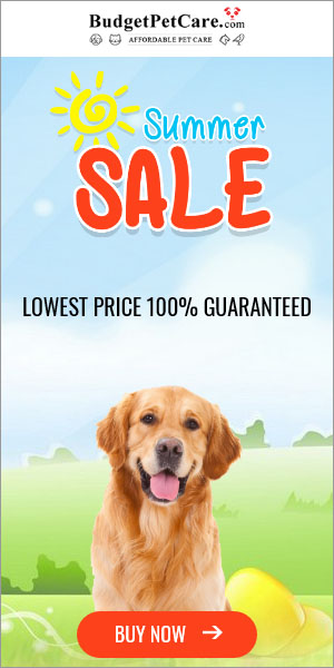 Flea and Tick Season IS HERE! Extra 12% Off & Instant 10% Cashback. Use Coupon : SUMER12