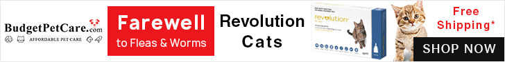☘  Save BIG on Revolution Cats + 12% OFF & Free Shipping. 🎁 10% Cashback. 🎁Use Coupon Code: BIGDEAL