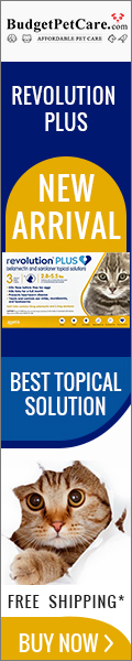 This is BIG! 12% off regular price � including New Arrivals � Revolution Plus for Cats! Free Shipping + 10% Instant cashback! Use Coupon: BPC12OFF