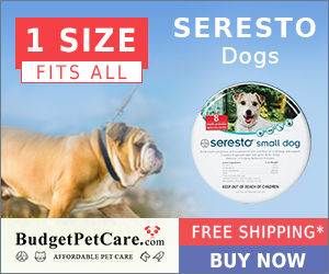 Prices Drop! BudgetPetCare.com is offering Cheap Seresto Flea Collar & 12% Extra OFF✓Free Shipping on all Orders ✓10% Cashback  ✓Use Coupon Code: BIGDEAL